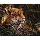 Набор для вышивания Чудесная Игла №63-06 «Ягуар» 40*32 см