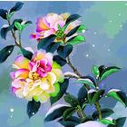 Набор для раскрашивания Color Kit CD010 «Снежный пион»