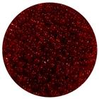 Астра бисер (уп. 20 г) №0005В т.-красный прозрачный