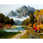 Набор для раскрашивания Molly GX 4578 «Разноцветие осени»