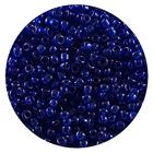 Астра бисер (уп. 20 г) №0008 синий прозрачный