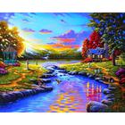 Набор для раскрашивания Paintboy GX22365 «Красочный пейзаж»