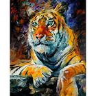 Набор для раскрашивания Paintboy GX4662 «Отдыхающий тигр»