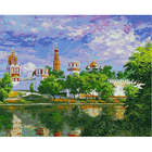 Набор для раскрашивания Белоснежка AB019 «Новодевичий монастырь»