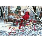Набор для раскрашивания Цветной хамелеон H043 «Зимнее утро»