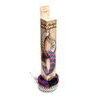 Набор для творчества Вяжи веревки арт.515 Косичка красно-синяя 28*4*4 см