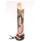 Набор для творчества Вяжи веревки арт.560 Змейка красно-белая 28*4*4 см