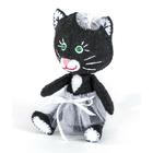 Набор для шитья Кукла Перловка из фетра ПФД-1054 «Киска» 11,5 см
