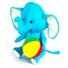 Набор для шитья Кукла Перловка из фетра ПФД-1055 «Слоник» 11,5 см