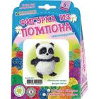 Набор для творчества Клевер АА 09-201 «Маленькая панда» (брелок) 5*6 см