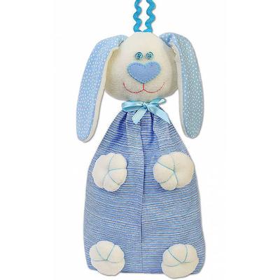 Набор мягкая игрушка Miadolla OR-0107 «Мешочек для пижамы. Горошек» 41 см в интернет-магазине Швейпрофи.рф
