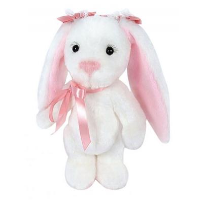 Набор мягкая игрушка ММ-001 «Белая зайка» 25 см в интернет-магазине Швейпрофи.рф