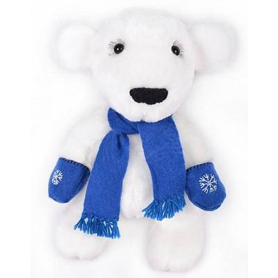 Набор мягкая игрушка ММ-004 «Северный мишка» 25 см в интернет-магазине Швейпрофи.рф