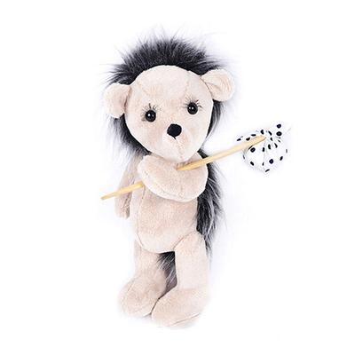 Набор мягкая игрушка ММ-006 «Ежик-путешественник» 25 см в интернет-магазине Швейпрофи.рф
