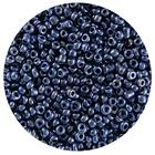 Астра бисер (уп. 20 г) №0129 черный перламутровый