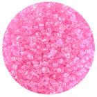 Астра бисер (уп. 20 г) №0137 св.-розовый с цветным центром