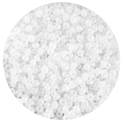 Астра бисер (уп. 20 г) №0141 белый перламутровый в интернет-магазине Швейпрофи.рф