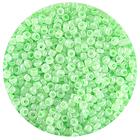 Астра бисер (уп. 20 г) №0144 св.-зеленый перламутровый