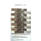 Невидимки зажим «волна» никель уп.50шт.