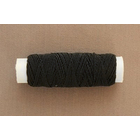 Нитка-резинка 25 м (уп. 36 шт.) черн.