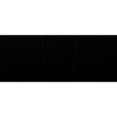 Нитки  Астра филаментная п/э  №420Д/3 1500 м чёрный в интернет-магазине Швейпрофи.рф