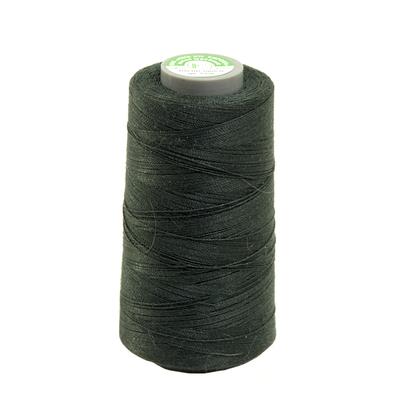 Нитки 100 лл, 1000 м, 3508 т. зеленый в интернет-магазине Швейпрофи.рф