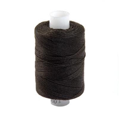 Нитки 100 лл, 200 м, 5012 т.-коричневый в интернет-магазине Швейпрофи.рф