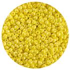 Астра бисер (уп. 20 г) №0402 желтый радужный