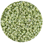 Астра бисер (уп. 20 г) №0404 салатовый радужный