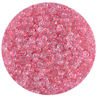 Астра бисер (уп. 20 г) №2204 розовый с цветным центром