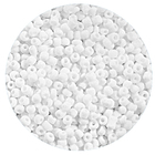 Астра бисер (уп. 20 г) М41 белый матовый