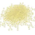 Астра бисер светящийся (уп. 20 г) 8/0 00002 желтый