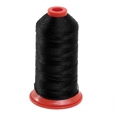 Нитки п/э №10 Polyart 750 м 0901 чёрный в интернет-магазине Швейпрофи.рф