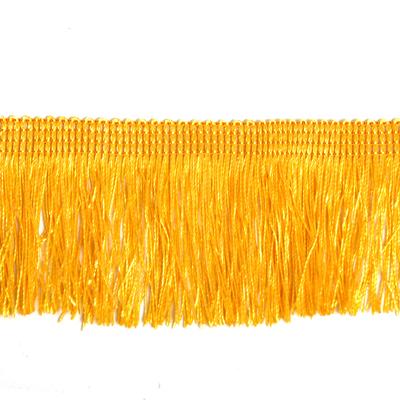 Бахрома 0390-0310  63 мм (уп. 25 м) 001 золотистый в интернет-магазине Швейпрофи.рф