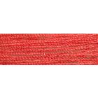 Нитки п/э №40/2 Aquarelle №243 + красный