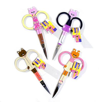 Ножницы HEMLINE B4816.5 для вышивания «Медведи» в интернет-магазине Швейпрофи.рф