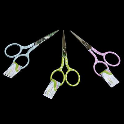Ножницы HEMLINE B4819 для вышивания «Горошки» (9,5 см) нерж. сталь в интернет-магазине Швейпрофи.рф