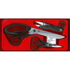 Ножницы Kramet набор «Рукодельница-2»