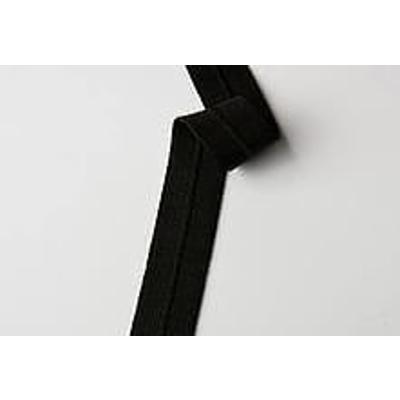 Окантовка 18 мм (аналог Беларусь) (рул. 100 м, 50м) черн. в интернет-магазине Швейпрофи.рф