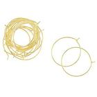 Основа для серег Астра HВ00215 35 мм золото.