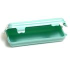 Пенал для вязальных крючков (пластик) 17,5*7,5*3,5 см