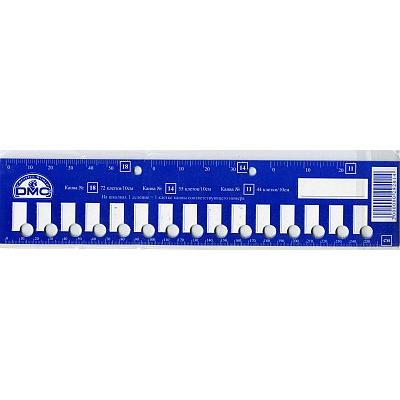 Планшет для мулине (уп. 3 шт.) 8*21 см в интернет-магазине Швейпрофи.рф