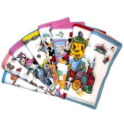 Платок носовой детский 45458, 102107 в интернет-магазине Швейпрофи.рф