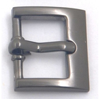 Пряжка Микрон GB1221 шир. 15 мм 15*18 мм 06 т. никель