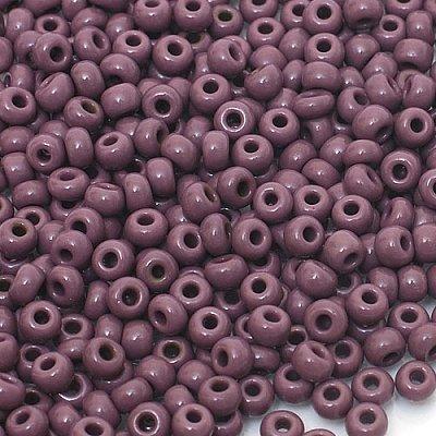 Бисер Preciosa Чехия (уп. 10 г) 23040 коричневый в интернет-магазине Швейпрофи.рф