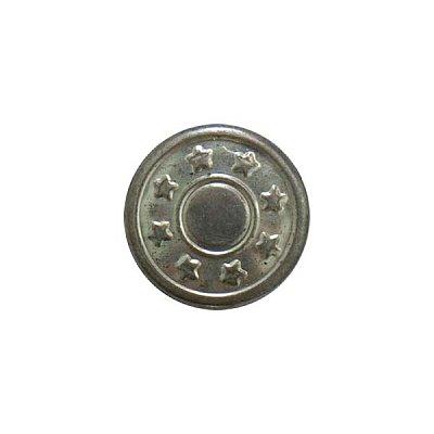 Пуговицы джинс. д.11 мм никель в интернет-магазине Швейпрофи.рф