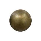 Пуговицы джинс. д.19 мм «сфера» 53044 Пр. латунь