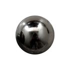 Пуговицы джинс. д.19 мм «сфера» 53045 Пр. т. никель