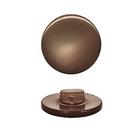Пуговицы карамель д.11 002 т. коричневый 101