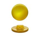Пуговицы карамель д.11 012 желтый